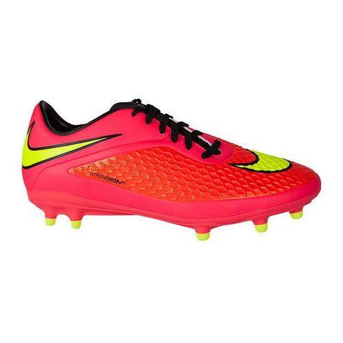 Korki Nike Hypervenom Phelon Fg NEYMAR - Czerwony ||Różowy, towar z kategorii: Piłka nożna