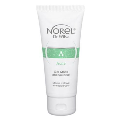 acne gel mask antibacterial antybakteryjna maska żelowa (dn313) marki Norel (dr wilsz)