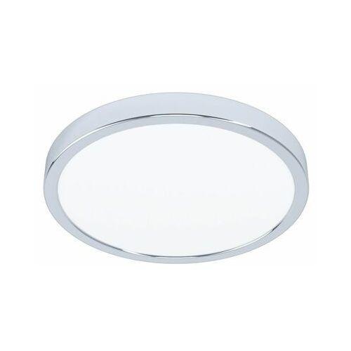 Eglo Fueva 5 99266 plafon lampa sufitowa 1x20W LED biały/chrom, 99266