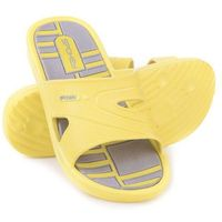 Klapki basenowe SPOKEY Intro Żółty (rozmiar 40)