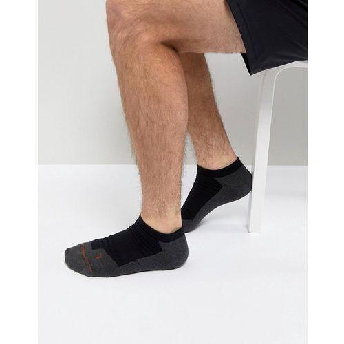 performance trainer socks in black - black marki Levis