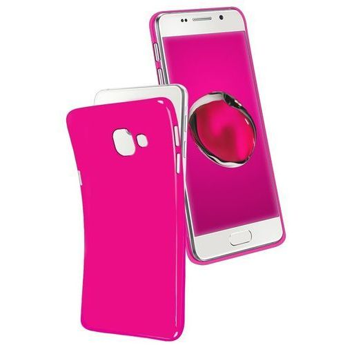 SBS Cool Cover TECOOLSAA317P Samsung Galaxy A3 2017 (różowy) - produkt w magazynie - szybka wysyłka! (8018417232688)