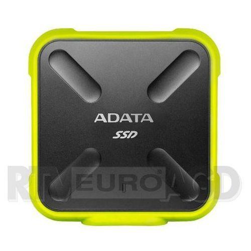 Dysk zewnętrzny  sd700 512gb usb 3.0 (asd700-512gu3-cyl) darmowy odbiór w 20 miastach! marki Adata