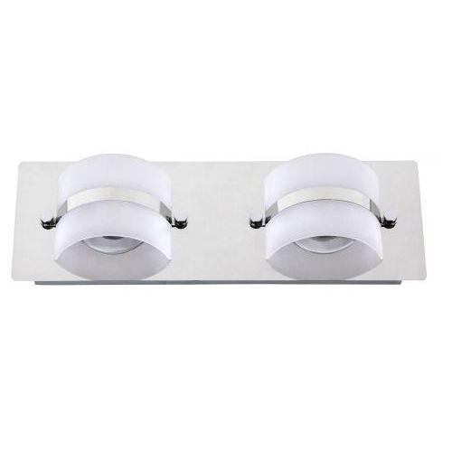 lampa naścienna, łazienkowa tony, led 2 × 5 w marki Rabalux