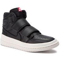 Buty - air jordan 1 re hi double strp aq7924 001 black/gym red/sail, Nike, 41-46