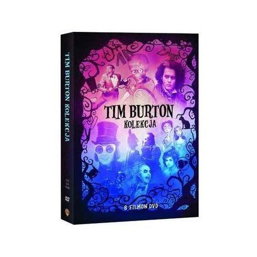 Galapagos films Tim burton kolekcja (12 dvd) 7321909320505. Najniższe ceny, najlepsze promocje w sklepach, opinie.