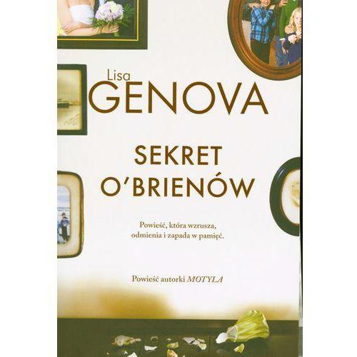 Sekret O'Brienów, Lisa Genova