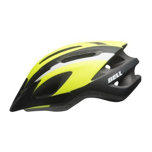 Bell kask rowerowy crest mat retina/black