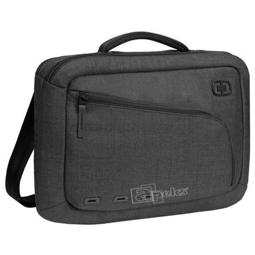 Ogio Newt Slim Case torba na laptopa 15'' / ciemnoszara - Dark Static