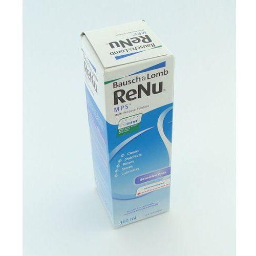 Bausch & lomb Renu mps 360 ml (7391899846743). Najniższe ceny, najlepsze promocje w sklepach, opinie.