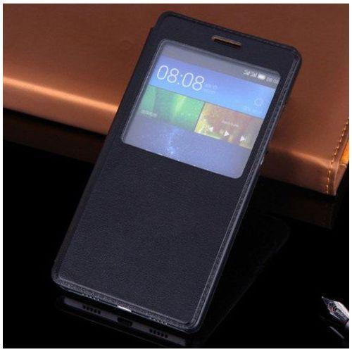 Flip Leather Czarny | Etui z klapką dla Huawei P8 Lite - Czarny, kup u jednego z partnerów