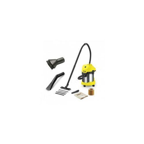WD 3 Premium Karcher odkurzacz sucho/mokro +ssawka pędzlowa