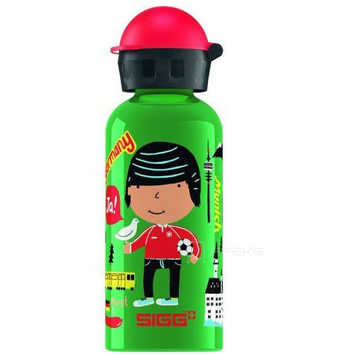 Sigg Kids Travel Boy Germany butelka / bidon 0.4L dla dzieci - Travel Boy Germany