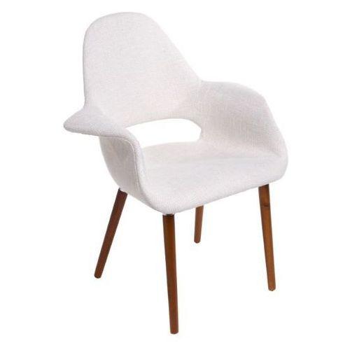 D2.design Krzesło a-shape inspirowane organic chair - biały