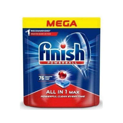 Finish Tabletki do zmywarki all-in-1 max 76 regularne (5900627090154)