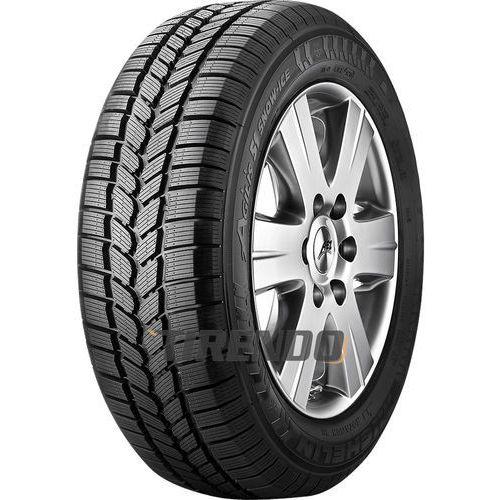 Michelin AGILIS SNOW ICE 51 195/65R16C 100T - E, A, 2, 71dB z kategorii Opony ciężarowe