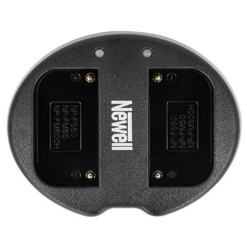 Ładowarka sdc-usb do akumulatorów np-f550/fm-50/fm500h marki Newell