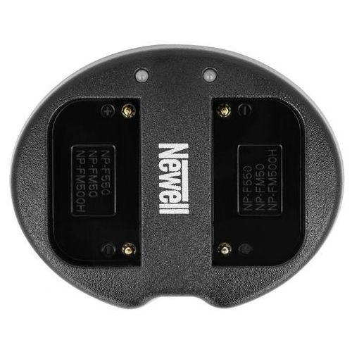 Newell Ładowarka sdc-usb do akumulatorów np-f550/fm-50/fm500h