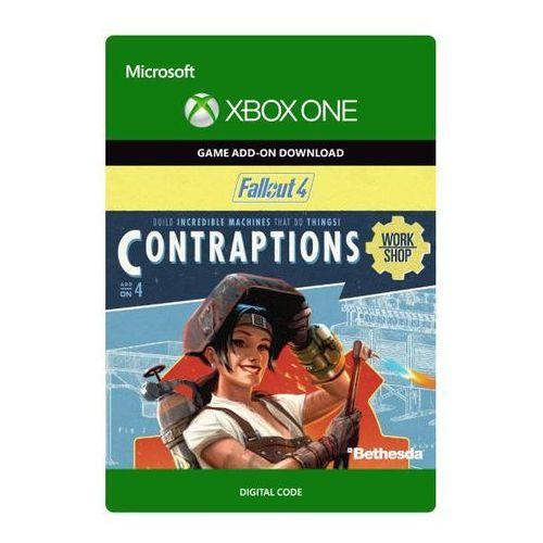 Fallout 4 - Contraptions Workshop DLC [kod aktywacyjny] (0000006200418)
