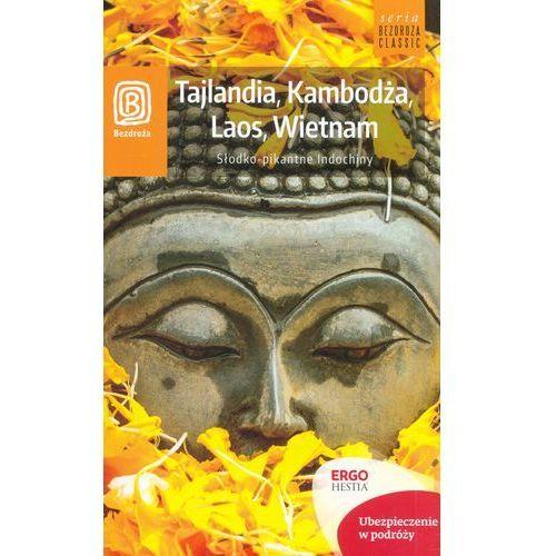 Bezdroża CLASSIC TAJLANDIA Kambodża Laos Wietnam (688 str.)