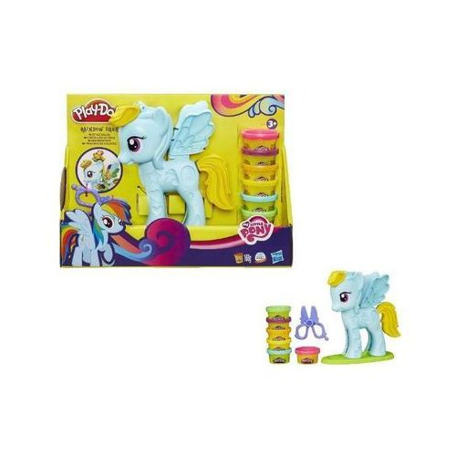 Play Doh MLP Rainbow Dash Salon Fryzjerski, B0011