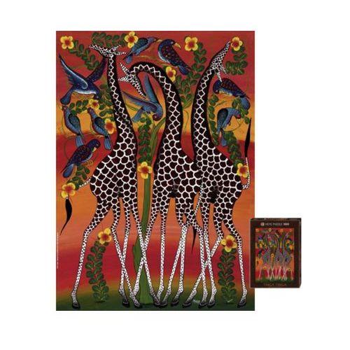 HEYE 1000 EL. Giraffes