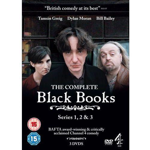 Black Books - Series 1-3 - produkt z kategorii- Pozostałe filmy