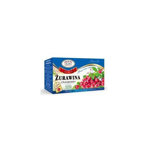 Malwa Herbata żurawinowa 20*2g fix (5902781000260)