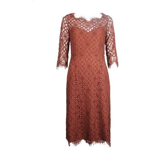 "TwinSet Sukienka ""Lace Dress"" (8058986111649)"