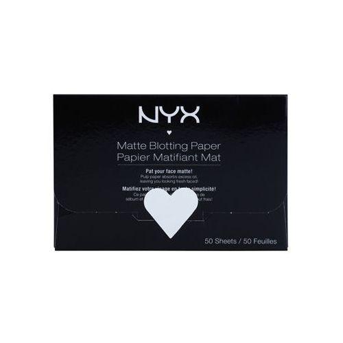 NYX Professional Makeup Blotting Paper bibułki matujące 50 szt.
