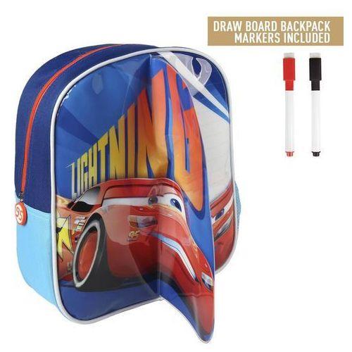 Plecak z tablicą suchościeralną do malowania cars - auta marki Cerda