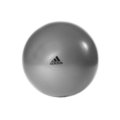 Adidas Piłka gimnastyczna 65 cm adbl-13246gr - 65 cm \ szary