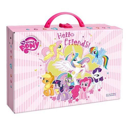kuferek kartonowy my little pony - (224779) darmowy odbiór w 20 miastach! marki Starpak