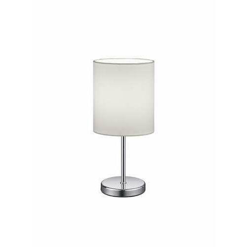 Reality jerry lampa stołowa chrom, 1-punktowy - dworek - obszar wewnętrzny - jerry - czas dostawy: od 3-6 dni roboczych (4017807369656)