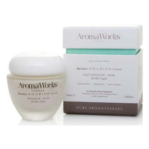 AromaWorks Nourish Face Exfoliate Mask 50ml, kup u jednego z partnerów