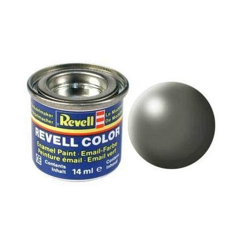 Farba olejna - greyish green silk nr 362 / 14ml  32362 marki Revell