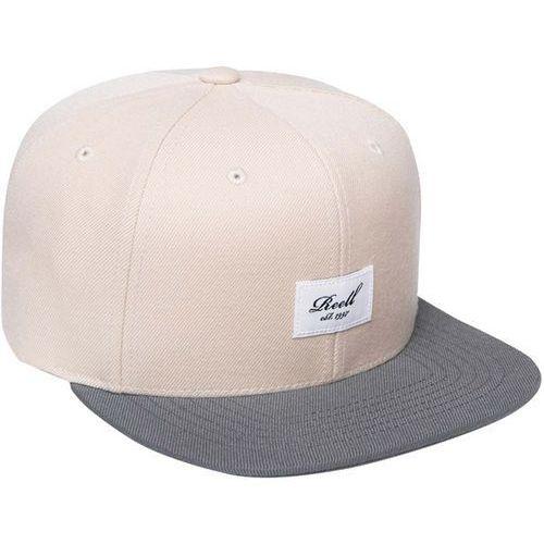 czapka z daszkiem REELL - Pitchout 6-Panel Cap Wheat GreyBlack (WHEAT GREYBLACK)
