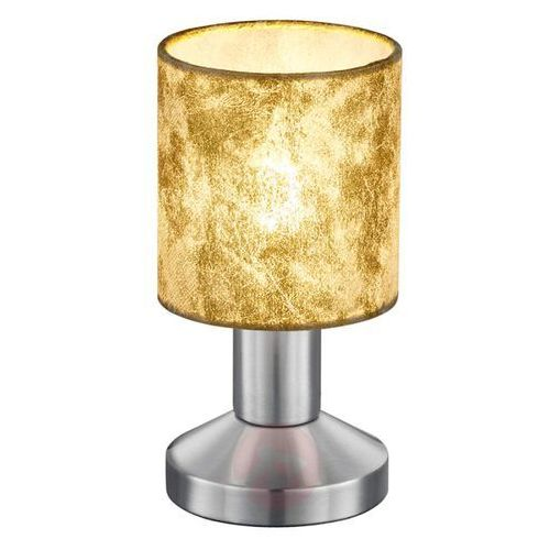 garda lampa stołowa nikiel matowy, 1-punktowy - nowoczesny - obszar wewnętrzny - garda - czas dostawy: od 4-8 dni roboczych marki Trio