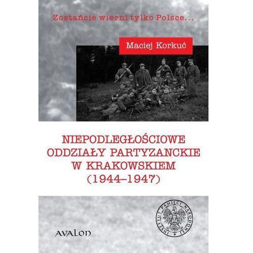 Niepodległościowe oddziały partyzanckie... (2015)