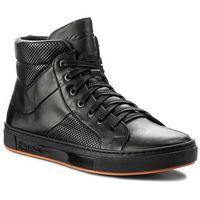 Sneakersy KAZAR - Jens 31645-01-00 Czarny, w 3 rozmiarach