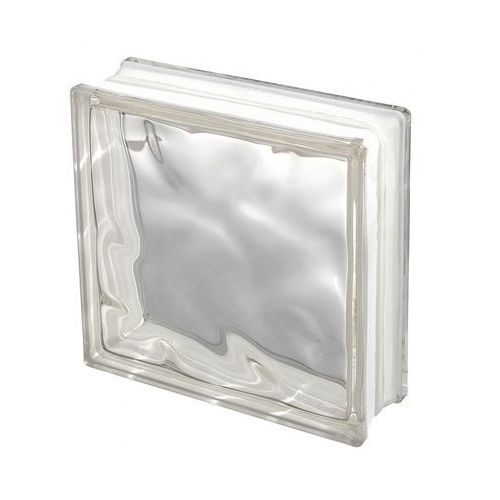 Pustak szklany chmurka 2424 szer. 24 cm x gł. 8 cm marki Seves basic
