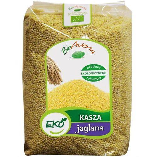 Kasza Jaglana 1kg - BioAvena - BIO EKO - produkt z kategorii- Kasze, makarony, ryże