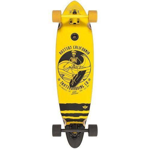 crusier DUSTERS - Skipper Longboard 33 Black/Yellow (BLK/YEL) rozmiar: 33