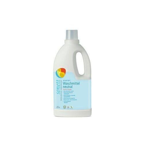 SONETT Ekologiczny płyn do prania dla niemowląt oraz dla osób o wrażliwej skórze SENSITIV 2L