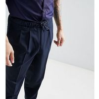 wide leg trouser - navy marki Noak