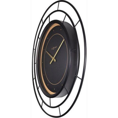 Duży, okrągły zegar ścienny 70 cm fancy nextime (3270 zw)