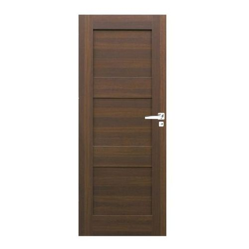 Drzwi pełne Tre 70 lewe orzech north (5901525995664)