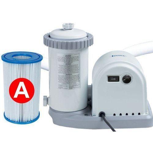 Pompa filtrująca kartuszowa 5678 L/H INTEX dobrebaseny (6941057404226)