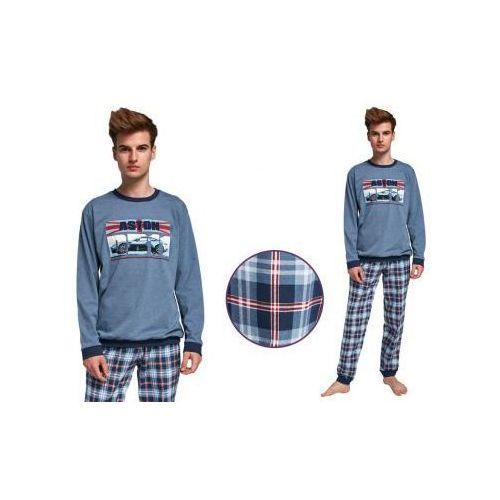 Piżama młodzieżowa ASTON: jeans