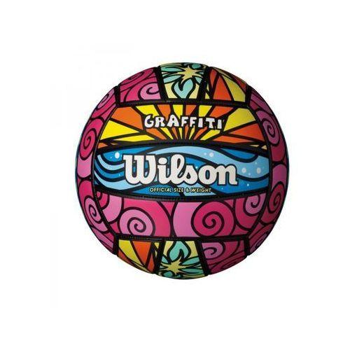 Piłka siatkowa  graffiti vb various colors 4634 marki Wilson